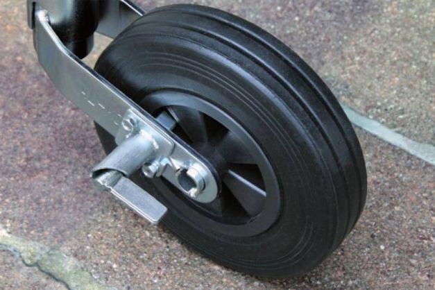 Купити Опорна колесо AL-KO 150 кг зі стоянковим гальмом
