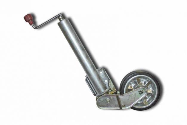 Купити Опорна колесо AL-KO 500 кг автом. з отворами для кріплення