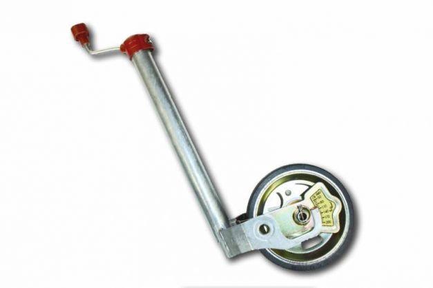Купить Опорное колесо AL-KO 300 кг с указателем нагрузки