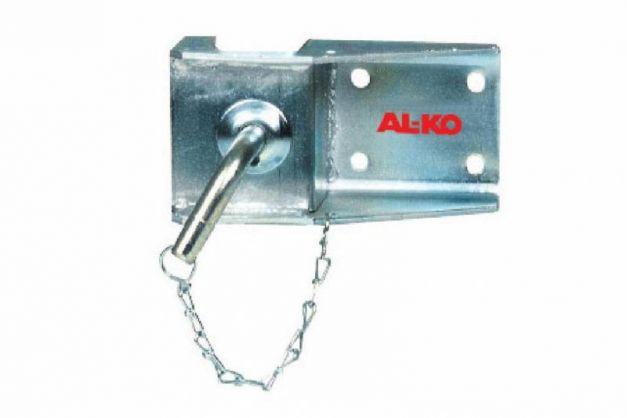 Купить Хомут для опорной стойки с фиксатором AL-KO 400 кг 50 мм