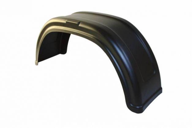 Купить Крыло грязезащитное для прицепа AL-KO 260x820x335