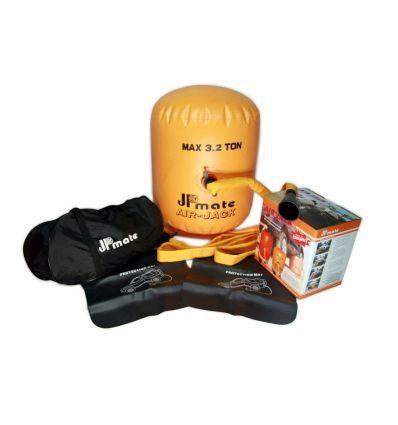 Купити Домкрат надувний повітряний Vitol Air Jack 100 - 460 мм 3 т