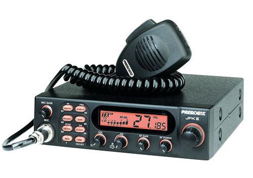 Купити Радіостанція President Barry ASC 12/24В TXPR002