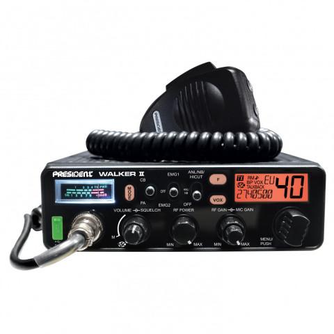 Купити Автомобільна радіостанція President Walker II Asc TXMU100