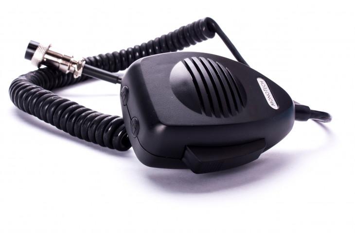 Купити Мікрофон для радіостанції President 6PIN PEU430