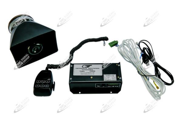 Купити Світлоакустична панель Стріла Ultra Slim 118-36LED-150