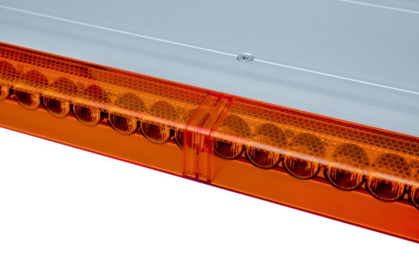 Купити Світлова панель Стріла Ultra Slim 118-36LED жовтий
