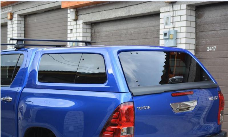 Купить Кунг на Toyota Hilux от 2015 - Aeroklas