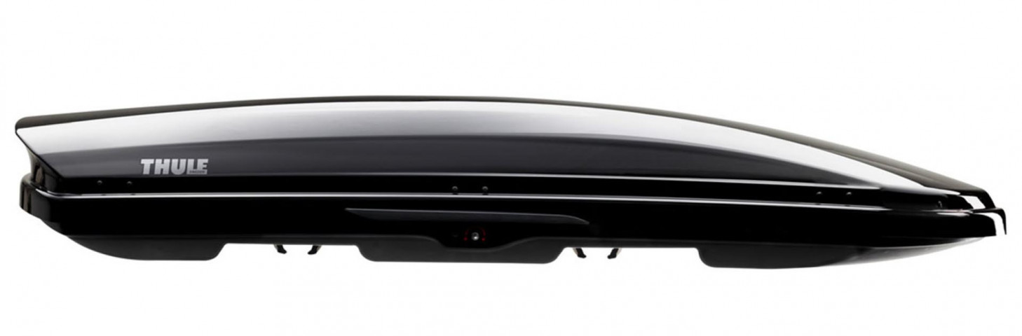 Купить Бокс Thule Dynamic M (800) Black 320 л