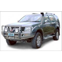 Купити Шноркель Safari для Nissan Navara 2,5 TD 05-10 ss730hf