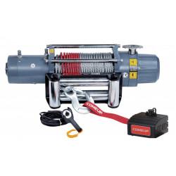 Купити Лебідка автомобільна DV-12 light - 12 вольт - 5443 кг - 12000 lb