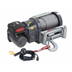 Купити Лебідка евакуаторна Come-up WOLF 12 - 12 вольт / 5443 кг - 12000 lb