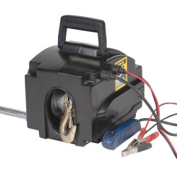 Купити Електрична переносна лебідка Sigma 2000 LBS 907 кг