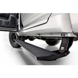 Купити Висувні електричні пороги Toyota Prado 14+ з логотипом