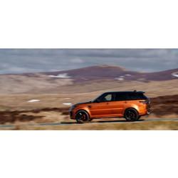 Купити Висувні електричні пороги Range Rover Sport 17+