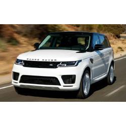 Купити Висувні електричні пороги Range Rover Vogue 17+
