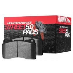 Купити Гальмівні колодки передні HAWK HPS 5.0 для Audi A/Q/S 2008-2017 HB641B.696