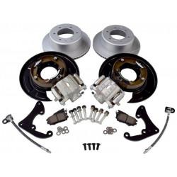 Купити Комплект конверсії задніх барабанних гальм в дискові Pedders для Ford Ranger 2011+ PBCK003