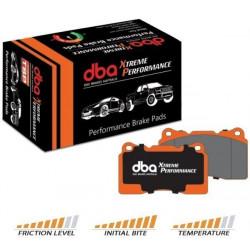 Купити Гальмівні колодки задні DBA Xtreme Performance для Toyota LC100/Lexus LX470 DB1383XP