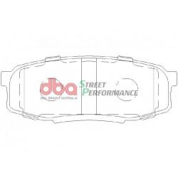 Купити Гальмівні колодки задні DBA Street Performance для Toyota LC200/Lexus LX570 1857SP