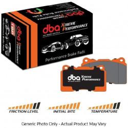 Купити Гальмівні колодки задні DBA Xtreme Performance для Toyota LC200/Lexus LX570 1857XP