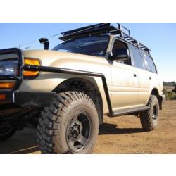 Купити Боковой защитный комплект Toyota Land Cruiser-80 ARB4411010