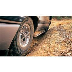 Купити Закінчення порогів (замість  захисту  переднього крила) Toyota Land Cruiser 100 IFS ARB 4413300