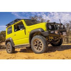 Купити Бічний захисний комплект ARB 4424010 Rock Sliders на Suzuki Jimny 19+