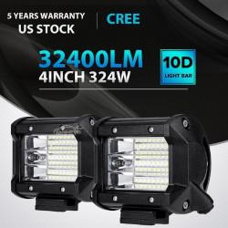 Купити Светодиодные фары рассеянного света в бампер WARN