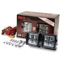 Купити Світлодіодні фари спрямованного світла WURTON 38041