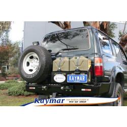Купити Виносне кріплення каністри подвійний KAYMAR до заднього бамперу на ліву сторону K1058