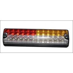 Купити Поворотник / стоп до заднього бампера правий KAYMAR LED K6123R