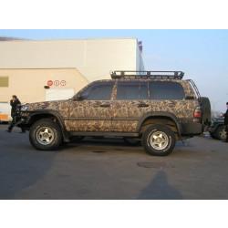 Купити Розширювач крила (не фарбовані) EGR Toyota Land Cruiser-100 #11523