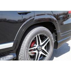 Купити Розширювач крила (під молдинг) JAOS +9 mm Toyota Land Cruiser-200 2012+ B130049