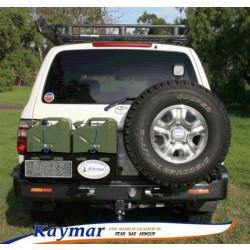 Купити Задній захисний бампер к-кт KAYMAR TLC105 KIT100U-LA-R-JCD