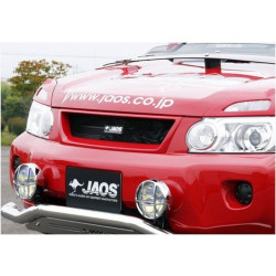 Купити Решітка радіатора JAOS (алюмінієвий) Nissan X-Trail 07+ B400442