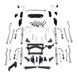 Купити Комплект підвіски Extreme-Duty 4-Link Long Arm Coilover Airbumps RUBICON EXPRESS - Jeep Wrangler JK