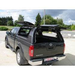 Купить Кунг для Nissan Navara D40 DC - Road Ranger RH2 Profi 2