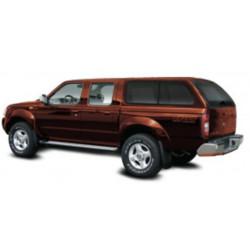Купити Кунг для Nissan NP300 DC - Road Ranger RH1 Special