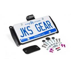 Купити Комплект для кріплення номерного знака з підсвічуванням JKS - Jeep Wrangler JK