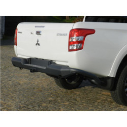 Купити Задній бампер With Trailer Hitch AFN - Mitsubishi L200 15-19
