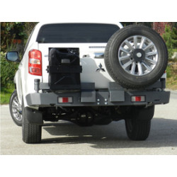 Купити Задній бампер with Tire Carrier and Jerry Can Holder AFN - Mitsubishi L200 15-19