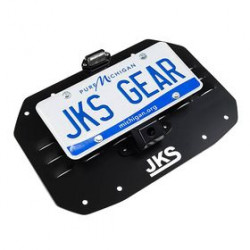Купити Tailgate Vent Plate with license plate JKS - Jeep Wrangler JL