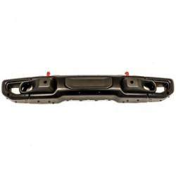Купити Передній сталевий бампер з пластиною лебідки OFD - Jeep Gladiator JT