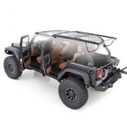 Купити Мягкий дах OE Style Bow Assembly Smittybilt Jeep Wrangler JK 2 Doors 07-18