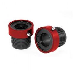 Купити Red Outer Axle Tube Seals Dana 30/44 Alloy  - Jeep Wrangler JK 07-18
