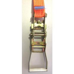 Купити Ремінь для стягування з храповим механізмом 5000 кг