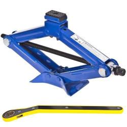 Купити Домкрат механічний ромбовидний Vitol 1 т ST-105B-1t / DB-T10103A