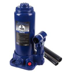 Купити Домкрат гідравлічний пляшковий Vitol 5 т 216-413 мм T90504 / ДБ-05004