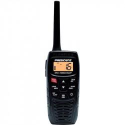 Купити Портативна рація President PM-2050 Portable VHF003